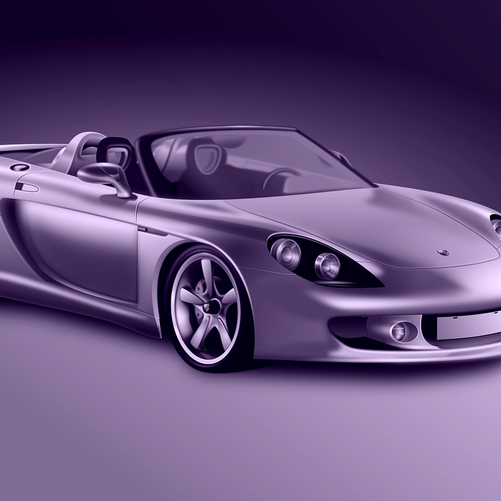 Luxury Car via the Universe and the Law of Attraction