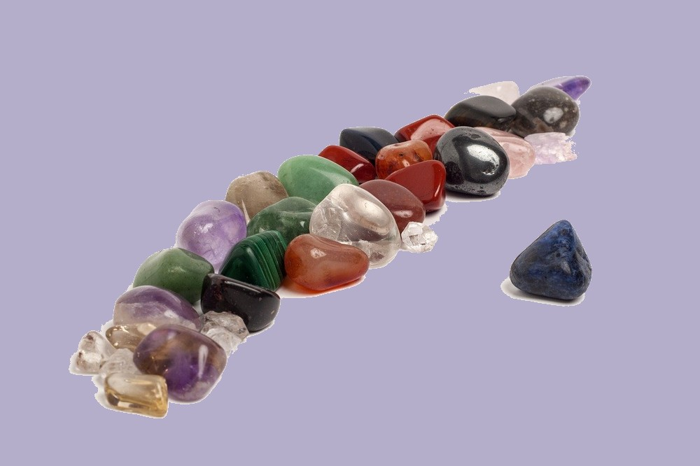 Selection of Crystal Talismans