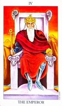 Emperor Tarot Reading