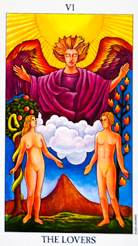 The Lovers Card Tarot