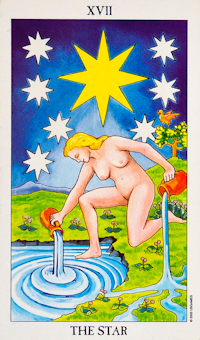 Star Card Tarot