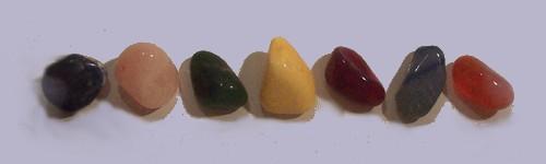 Healing Crystals. Bloodstone, Citrine, Fluorite, Hematite, Jade, Jasper, Lapis Lazuli, Malachite, Moonstone, Obsidian, Clear Quartz, Rose Quartz, Sodalite, Tigers Eye, Tourmaline, Silver leaf