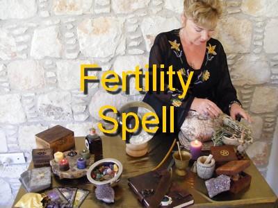 pregnancy spells