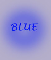 Aura Colour Meaning of Blue