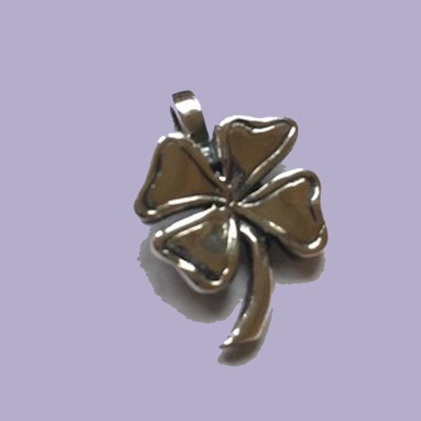 Four Leaf Clover Lucky Charm