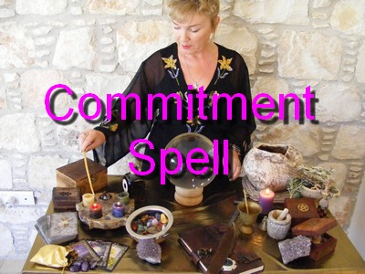 White Witch Alizon Casting Commitment Spells