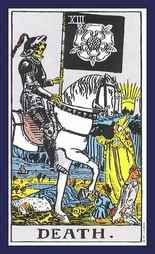 The Death Tarot Card