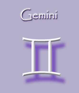 The Astrology Zodiac Star Sign of Gemini