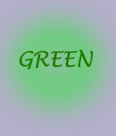 Aura Colour Meaning of Green