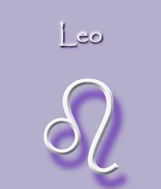 Zodiac Astrology Star Sign of Leo