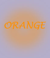 Aura Colour Meaning of Orange