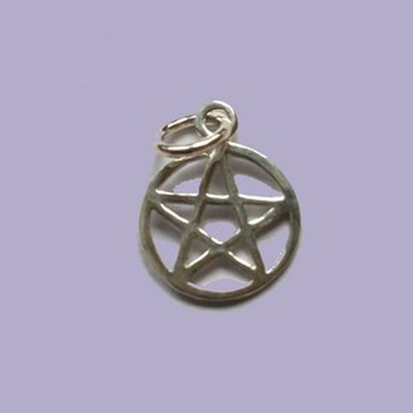 Pentagram Lucky Charm