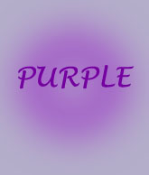 Aura Colour Meaning of Purple