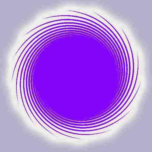 purple colour meaning and what it represents