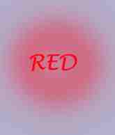 Aura Colour Meaning of Red