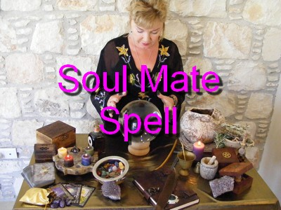 Casting a Love Spell to attract a soul mate