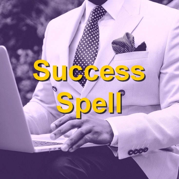 Successful business man after Success Spell Casting