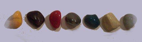 Crystal Talismans.  Aventurine, Agate, Amber, Amethyst, Angelite, Aquamarine Aragonite, Azurite, Bloodstone, Carnelian, Citrine, Fluorite, Hematite, Jade, Jasper, Lapis Lazuli, Malachite, Moonstone,