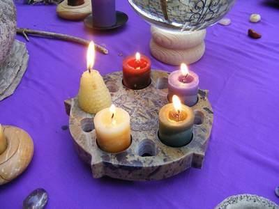 Valentine Spell Altar Ingredients
