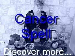 Cancer Spell Casting for The Astrology Zodiac Star Sign of Cancer