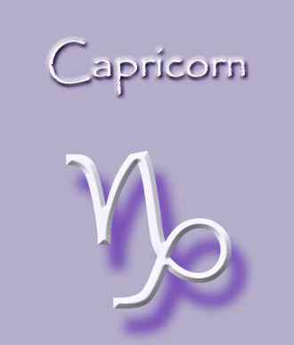 Zodiac Astrology Star Sign of Capricorn