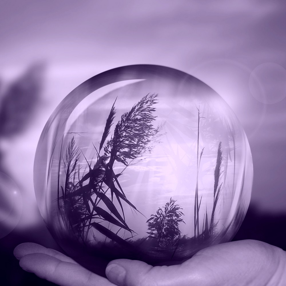 Crystal Ball after Psychic Spell Casting