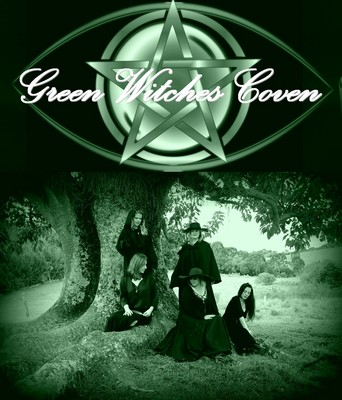 Green Witches Coven. An online Coven of Witches sharing tips on Witchcraft and casting Spells that work with harm to none!