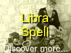 Libra Spell Casting for The Astrology Zodiac Star Sign of Libra