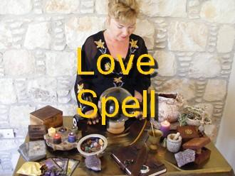 Love Spell Casting