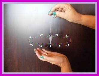 How to use a crystal pendulum for dowsing